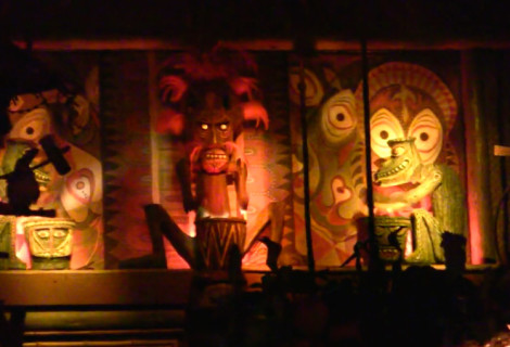 The Tiki, Tiki, Tiki Room