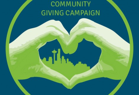 Community Giving Campaign 2015 Logo