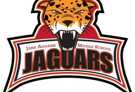 Jane Addams Jaguars Logo
