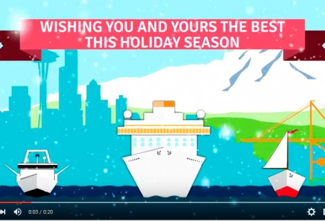 Port of Seattle Holiday Video 2015